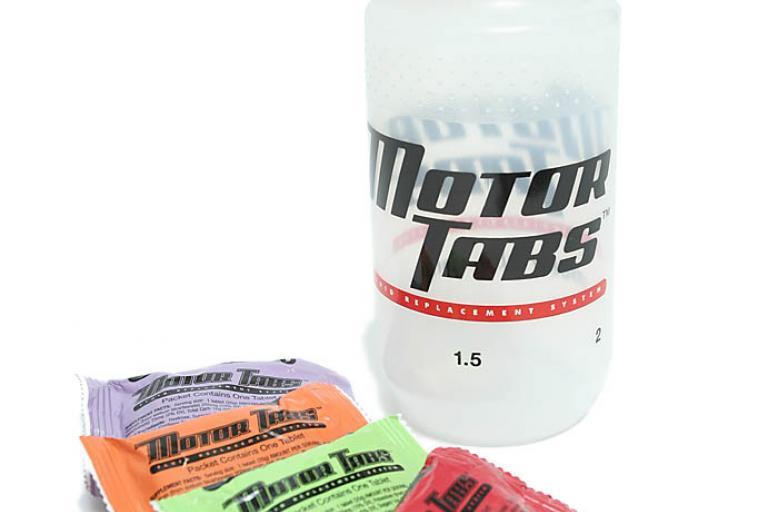 Motor Tabs fluid replacement starter kit