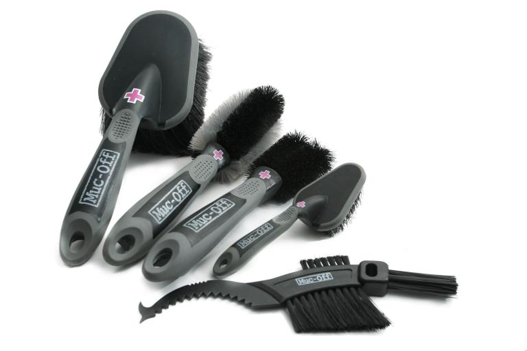 Muc-Off 5 brush cleaning set