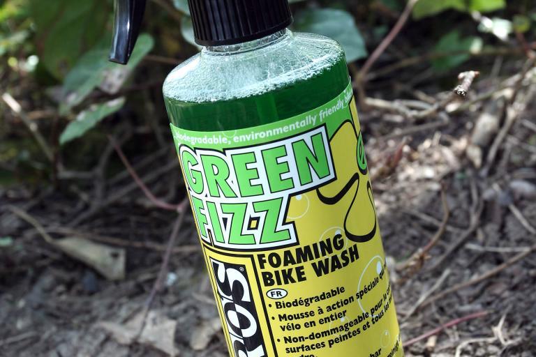 Pedros Green Fizz bike wash