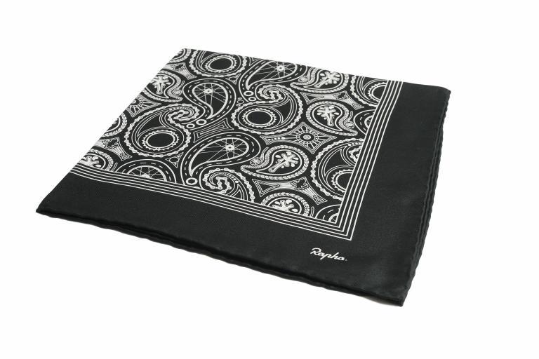 Rapha Silk scarf