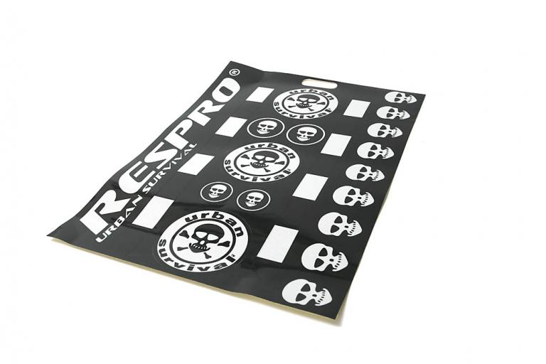 Respro Urban Sticker kit