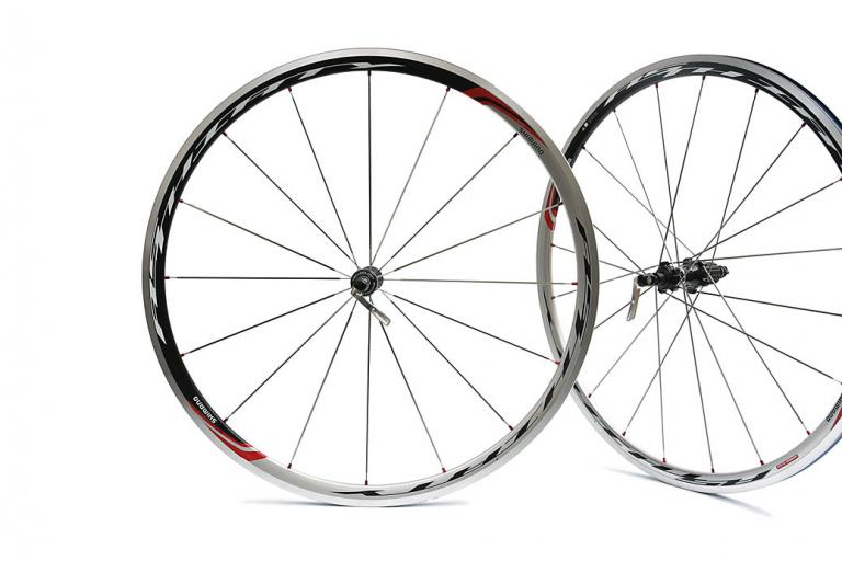 Shimano RS30 wheelset