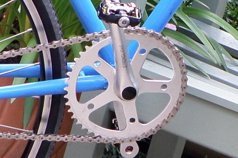 Stronglight 55 Chainset