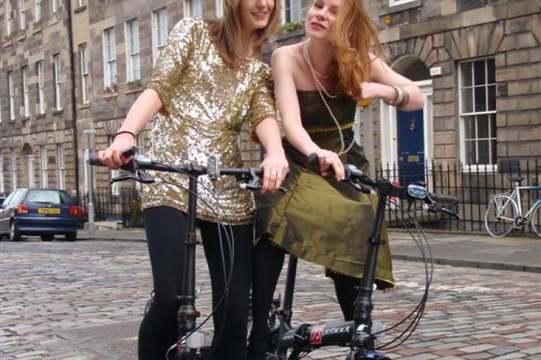 Sustrans bikebelles 2