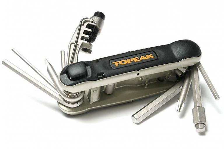 topeak hexus  Review: Topeak Hexus 16 multi tool