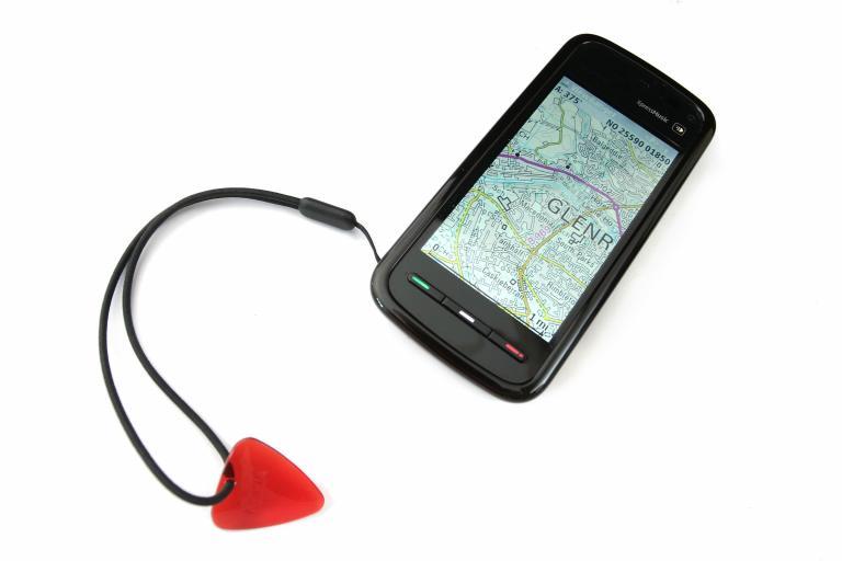 Viewranger Nokia 5800 handset