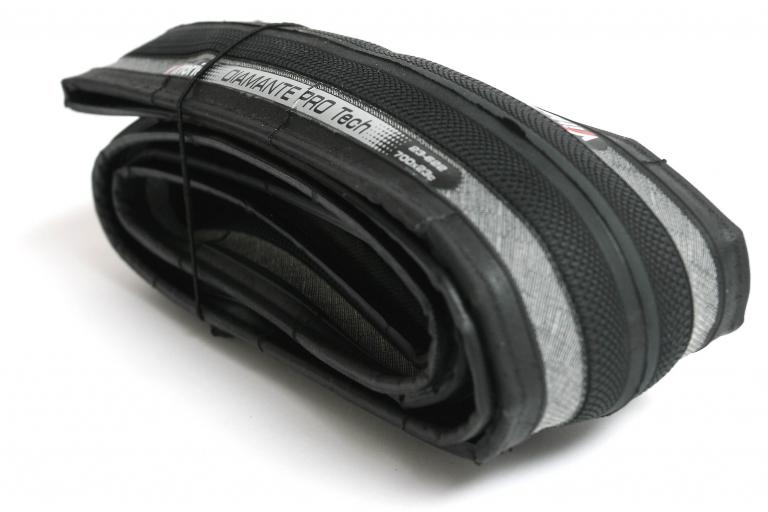 Vittoria Diamante Pro Tech folding tyre