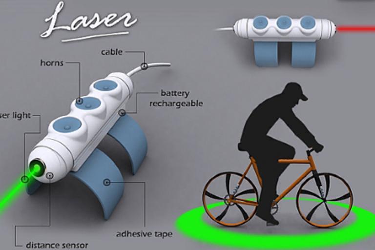 Laser lane 1
