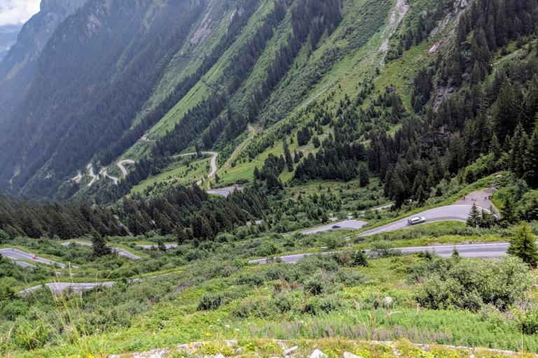 Bielerhöhe Pass