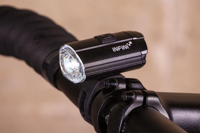 Infini Tron 300 front light