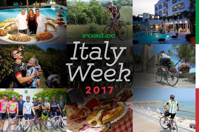 road.cc Italy Week 2017
