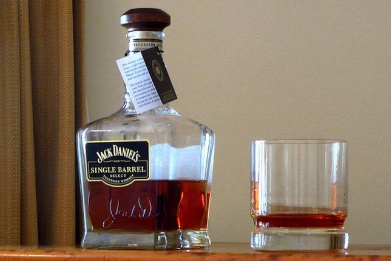 Jack Daniel's (licensed CC BY SA 2.0 on Flickr by warrenski).JPG