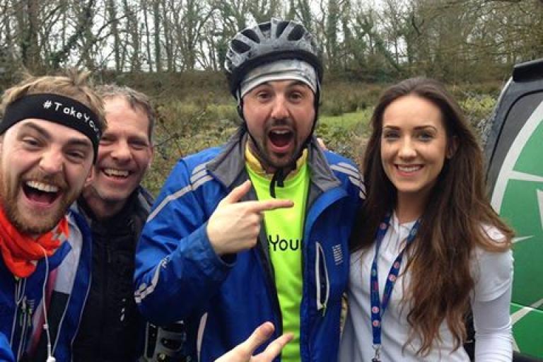 Jamie McDonald and Gemma Lloyd (picture Jamie McDonald on Facebook).jpg