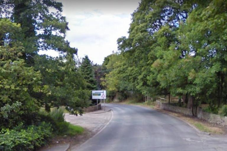 Junction of Finkle Street Lane and Plank Gate (via StreetView)