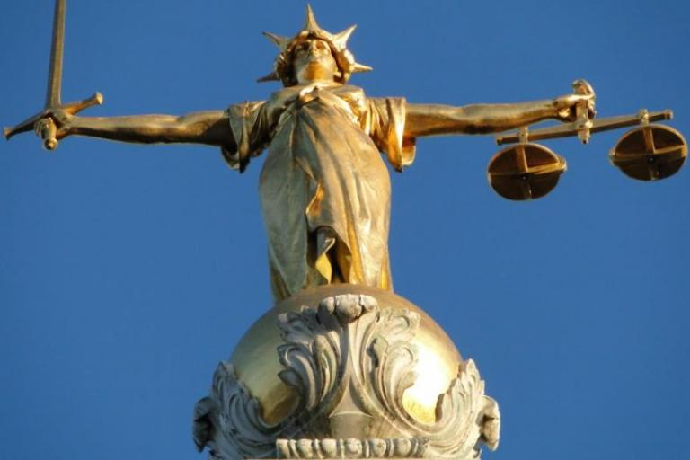 Justice (Lonpicman, Wikimedia Commons)