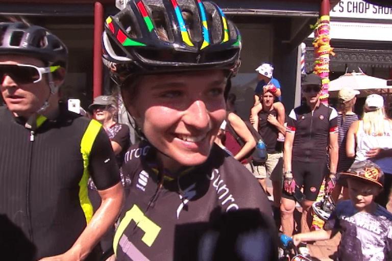 Katarina Sagan interviewed.PNG