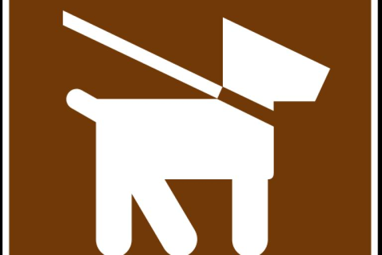 Keep dogs on lead sign (public domain).png