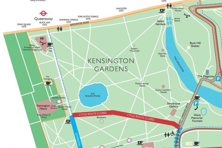 Kensington Gardens diversion.jpg