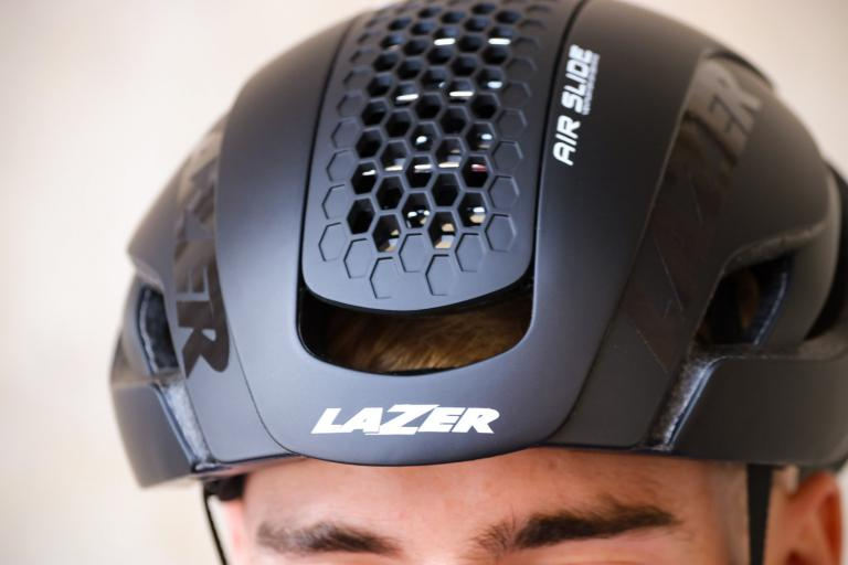 Lazer Bullet 2.0 MIPS Helmet - front detail.jpg