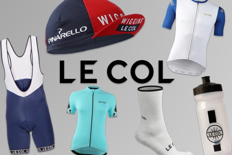 Le Col Summer Sale Header