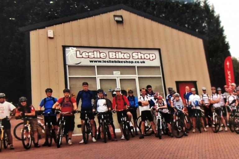 leslie bike shop - via facebook