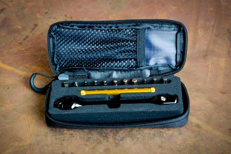 Review Lezyne Port A Shop Toolkit Road Cc
