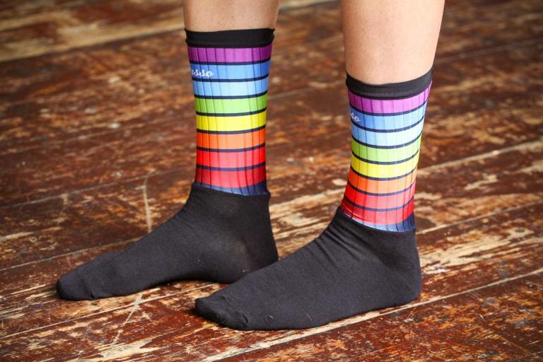 Lusso Kaleidoscope Active Aero Socks