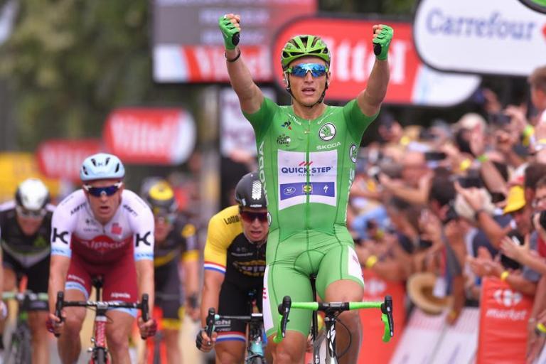 Marcel Kittel wins at 2017 Tour de France (Photo © Tim De Waele).jpg