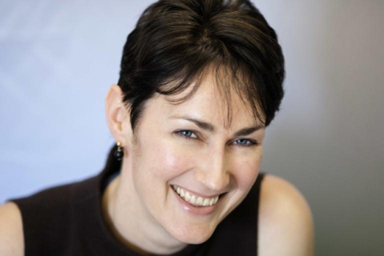 Maria Bitner-Glindzicz. Picture credit Norrie Disease Foundation