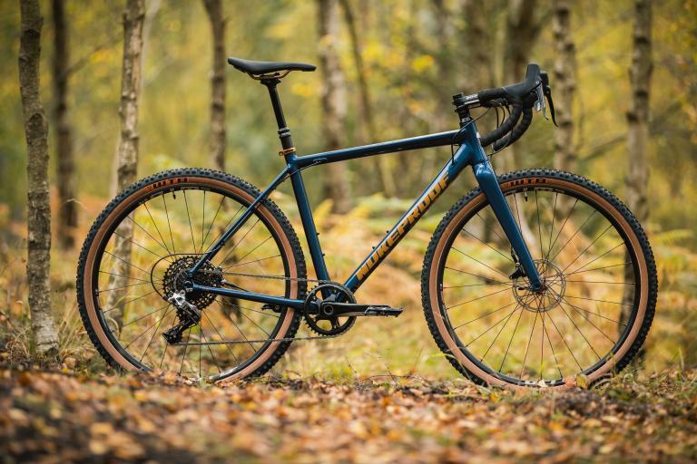 Nukeproof Digger Pro bike detail