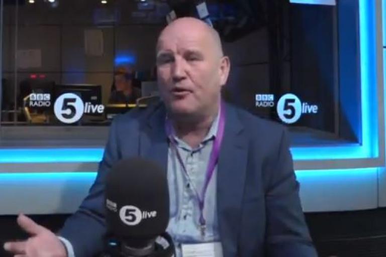 Mike Barton (via BBC Radio 5 Live on Twitter).JPG
