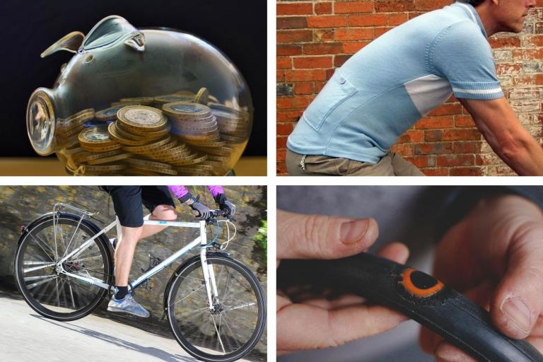 Money-saving tips for cyclists Sept 2018