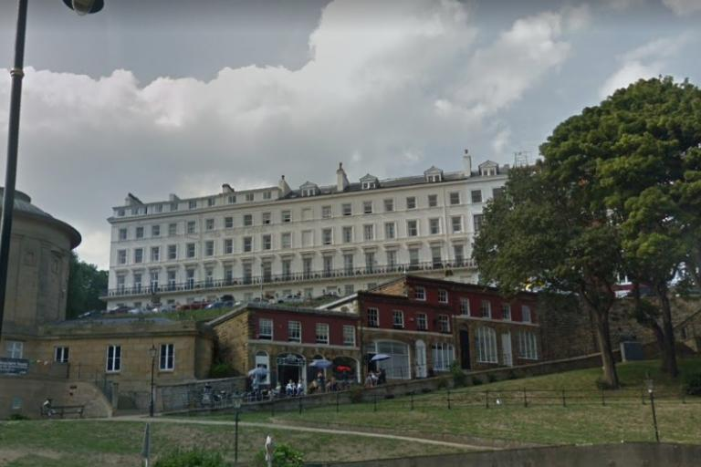 Mount Hotel (via StreetView)