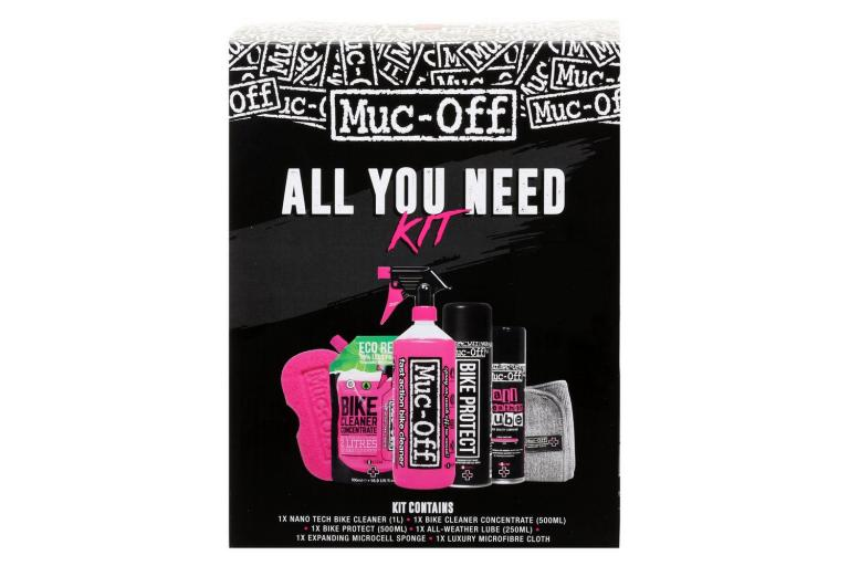 Muc-Off All you need kit