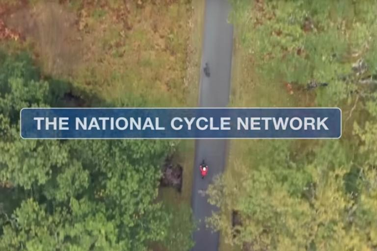 The National Cycle Network (via YouTube)
