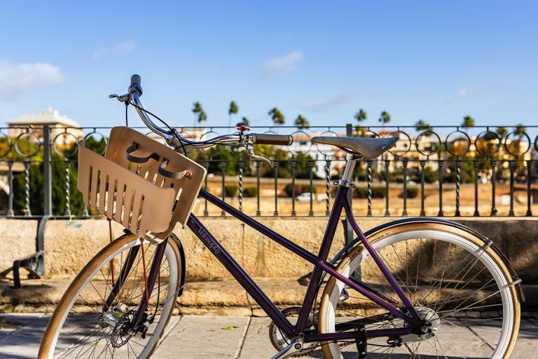 Nespresso RECYCLE bike (via Velosophy)