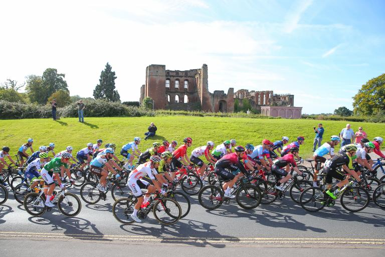 Ovo Energy Tour of Britain 2019 in Warwickshire (picture Alex WhiteheadSWPix.com).JPG
