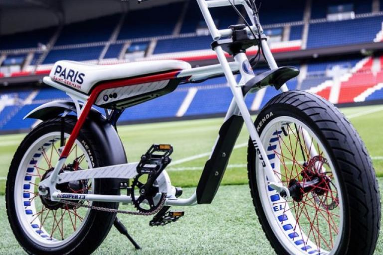 paris saint germain e-bike 1