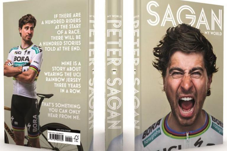 Peter Sagan My World cover