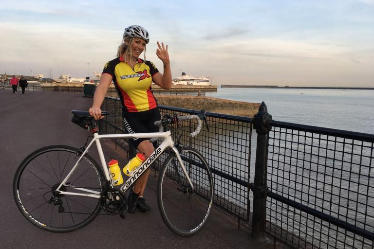 Porn Pedallers 04 - Rebecca More By The Sea.JPG