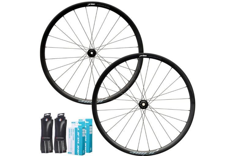 Prime Baroudeur Wheels