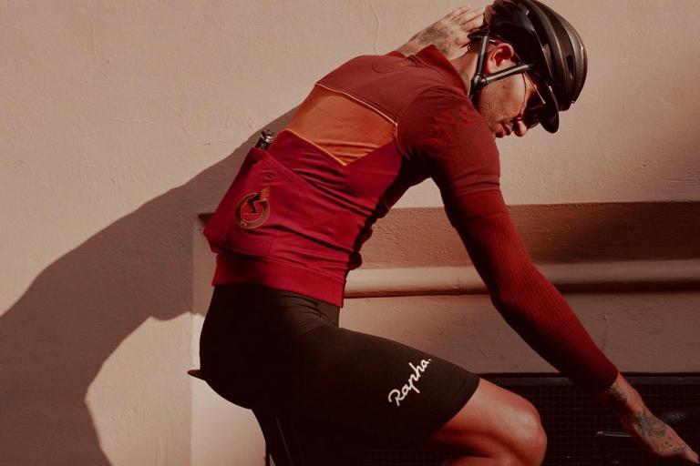 Rapha Milano-Roma jersey 2018
