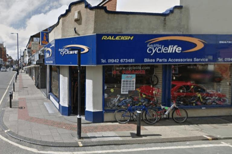 Ratcliffe's of Leigh (source Google Street View).PNG