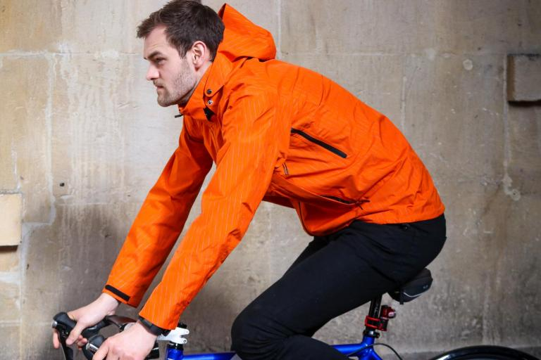 Resolute Bay Reflective Cycling Jacket c0e7c4232