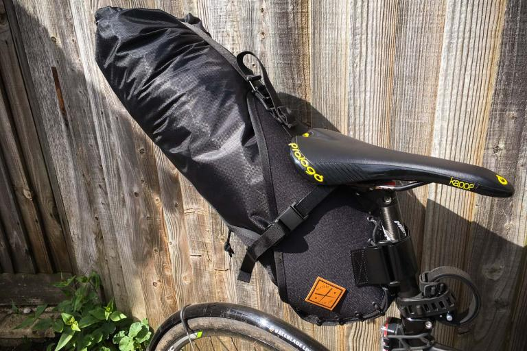 Restrap Saddle Bag Holster And Dry
