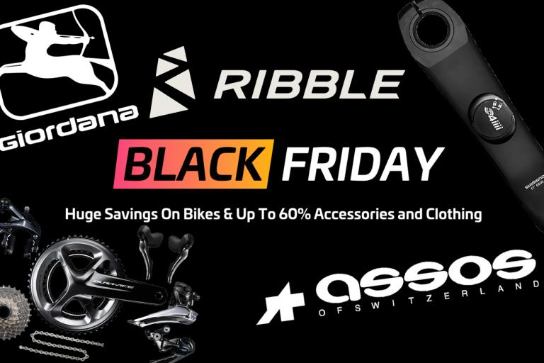 Ribble Black Friday Header
