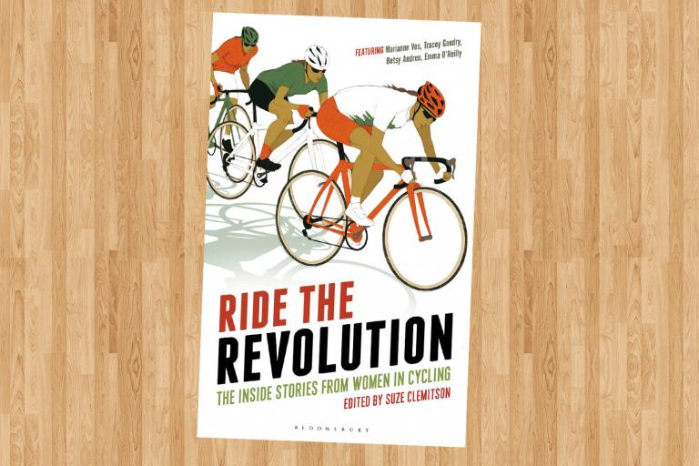 Ride The Revolution – The Inside Stories From Women In Cycling da61f6027