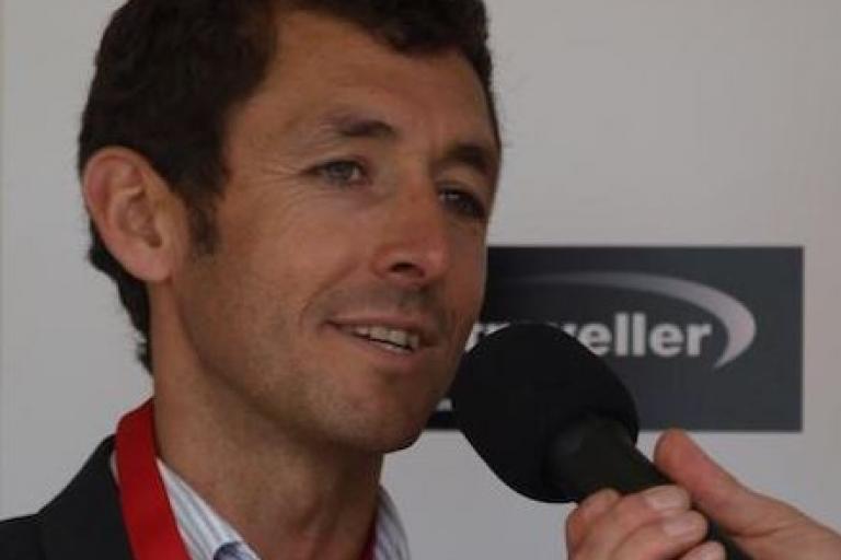 Roberto Heras (picture copyright Simon MacMichael).JPG
