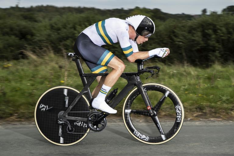 rohan dennis bike Picture by Alex Broadway:SWpix.com_