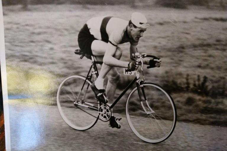 Russ Mantle racing 2 (Cycling UK)